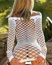 Hot photo of Mesh Dress